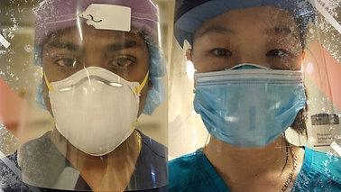 Coronavirus: On New York's frontline