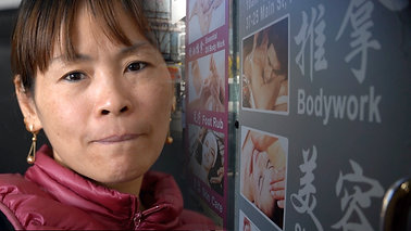 Asian massage workers: 'how can we not be scared?'