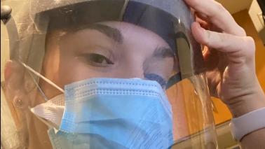 American nurses on the brink of burnout