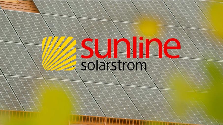 Sunline Solarstrom Trailer