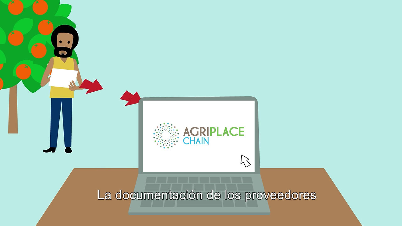 AgriPlace Chain ES
