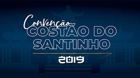 CONVENÇÃO COSTÃO 2019 - COMPLETO