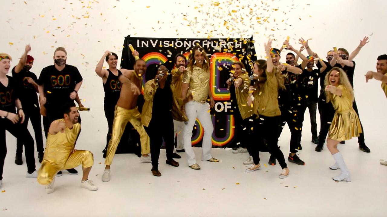 InVision LA Pride 2020