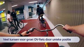 OV-fiets 10 jaar bij NS congres