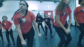 X7eaven Dance Promo Video