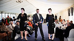 Fashion Show Chepstow Winter Ladies Day