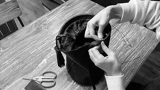 KAZINO leather works 制作動画