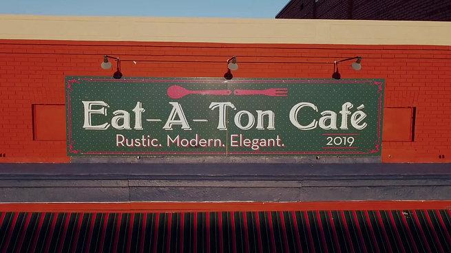 Eat-A-Ton Cafe Promo Video