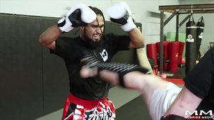 A Rising MMA Star! 🥊