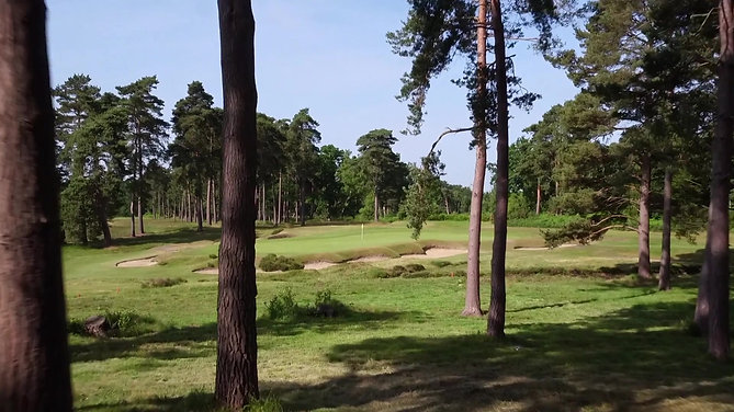 Worplesdon Golf Club Promotional Video