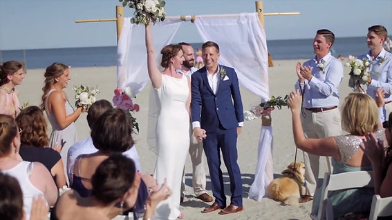 Palmetto Dunes Weddings: Kaitlyn & Brandon
