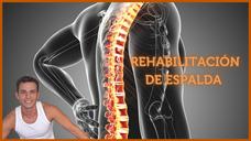 ‼️REHABILITACIÓN de ESPALDA ✅ Respiración, fortalecimiento, desarrollo de elasticidad y técnicas para disminuir la tensión muscular provocada por el estrés