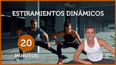 🐍ESTIRAMIENTOS DINÁMICOS ✅** RUTINA COMPLETA para CADA DÍA**  Mejora tu elasticidad y flexibilidad