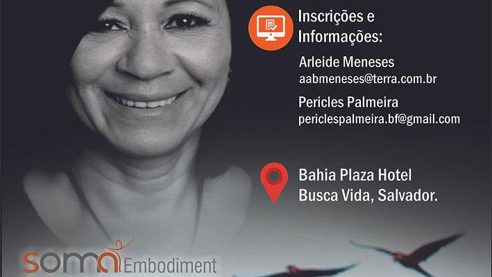 CURSO SOMA EMBODIMENT MODULO I