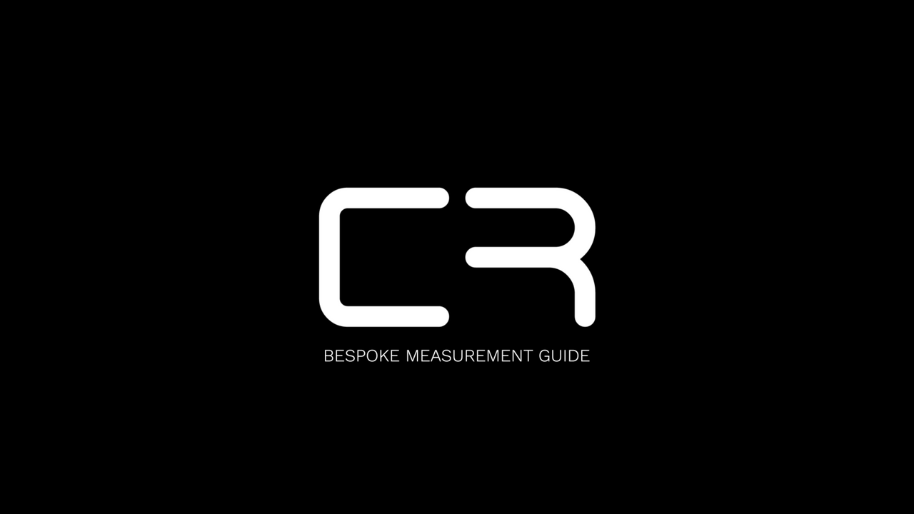 Custom Racewear Bespoke Measurement Video