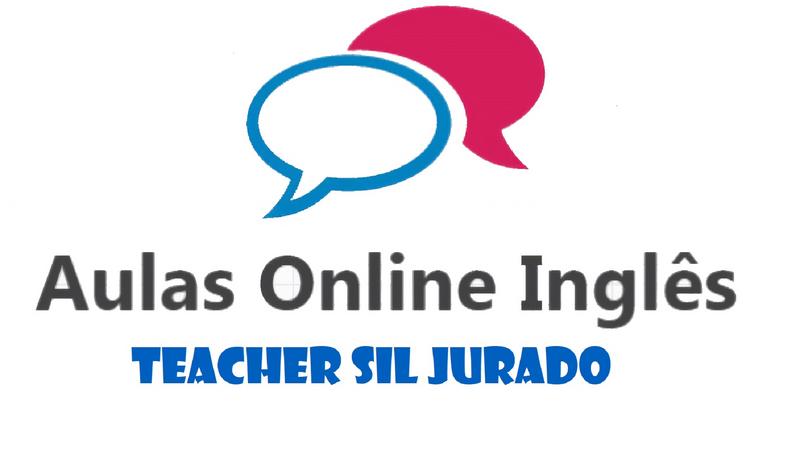 Teacher Sil Jurado - Professora online de inglês