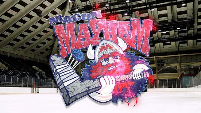 Macon Mayhem Opening Night Promo