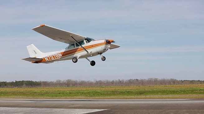 Perry Air - Discovery Flight