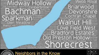Neighbors in the Know: January 2021