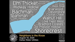 Neighbors in the Know - August 10, 2020