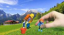 Abenteuer mit Klara und Peter - Was ist eigentlich Energie?