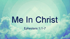 Me In Christ