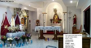 2021-05-12 - Rosary May 12. with Knights Columbus