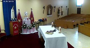 20.06.2021 - Missa XII Domingo COMUM