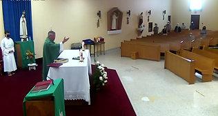 2021-07-25- Missa XVII Domingo Comum . 1o DIA MUNDIAL dos AVOS.