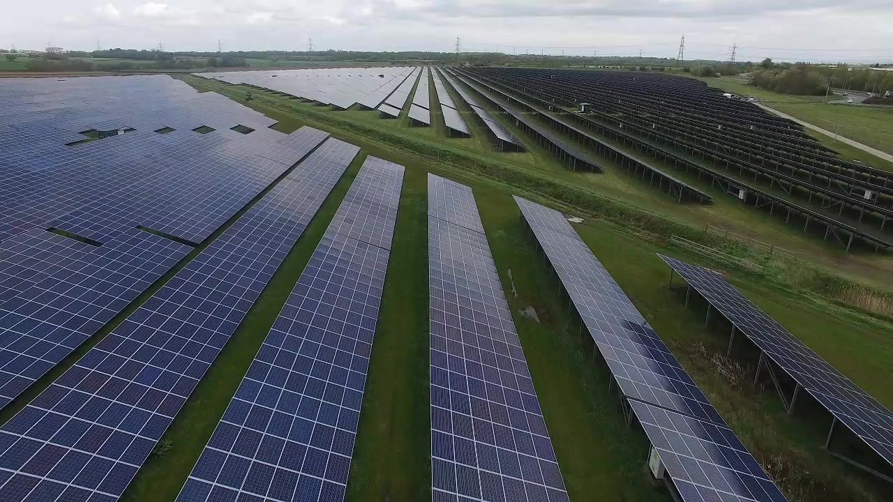 Shotwick Solar Farm : Ground Maintenance