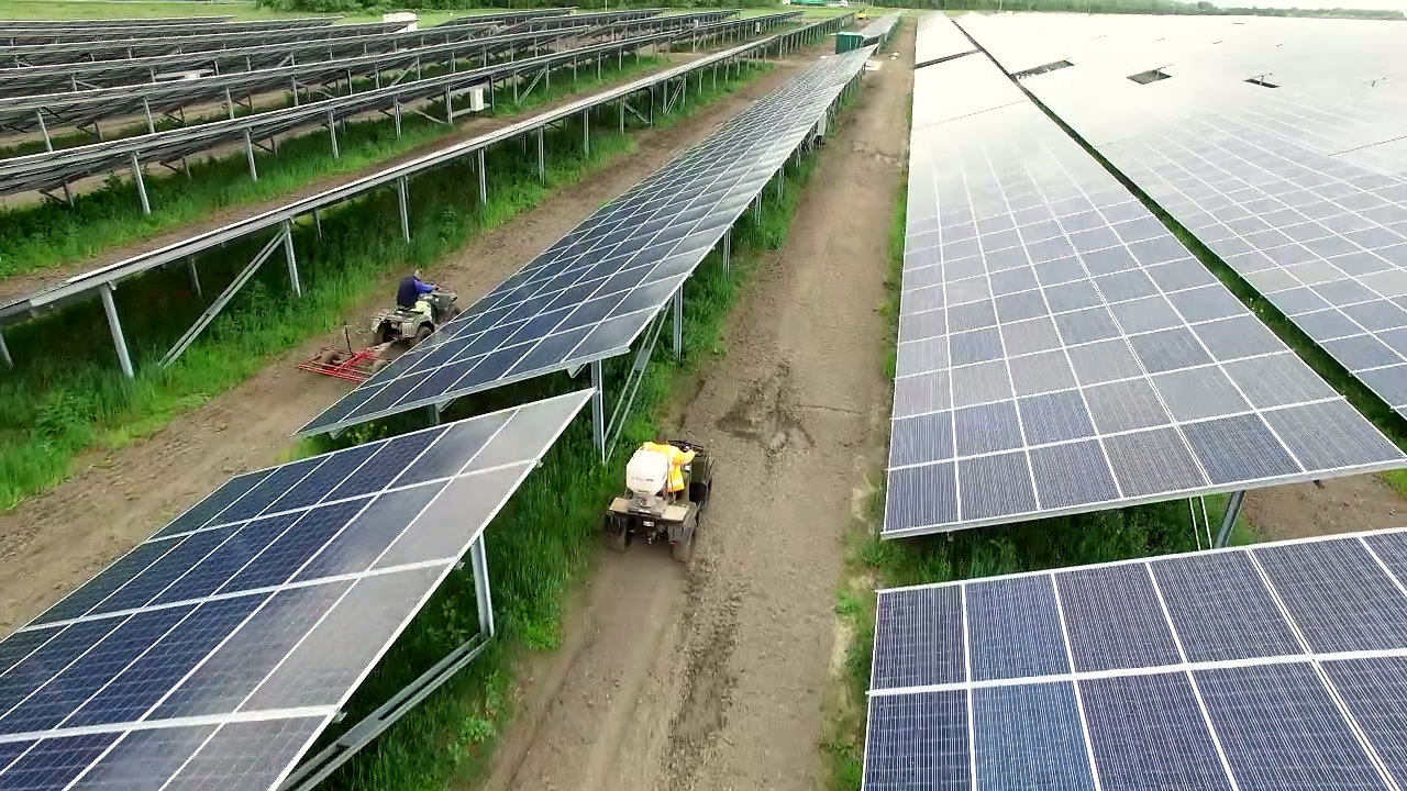 Landscape Construction: Shotwick Solar Farm