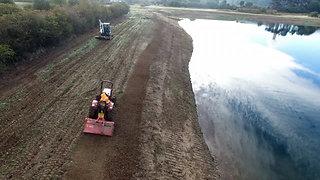 Trent Farm Quarry: Habitat Creation