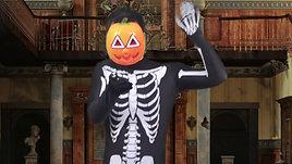 Pumpkin Man 3