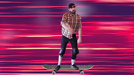 Skate 2 (feat Justin Linville)