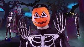 Pumpkin Man 1