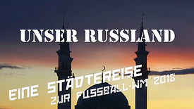 Sportschau - Unser Russland - Teil 2 der Reportage mit Palina Rojinski und Udo Lielischkies