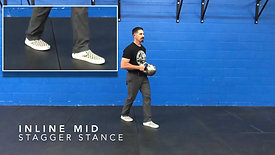 Inline Stagger Stances
