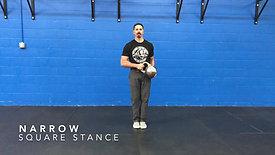 Square Stances