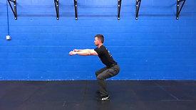 Bodyweight Squat (Parallel)