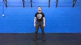 Bodyweight Squat Combo (Quarter, Parallel, Deep)