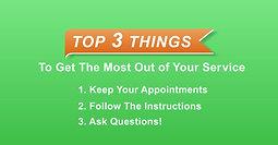 Top 3 Things