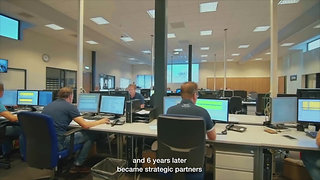 Pišek & HSF Logistics - 30 let podjetja (with subtitles)