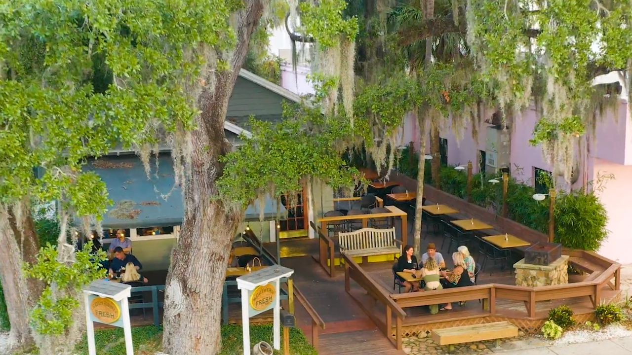 LOCAL COMMUNITIES: SAFETY HARBOR