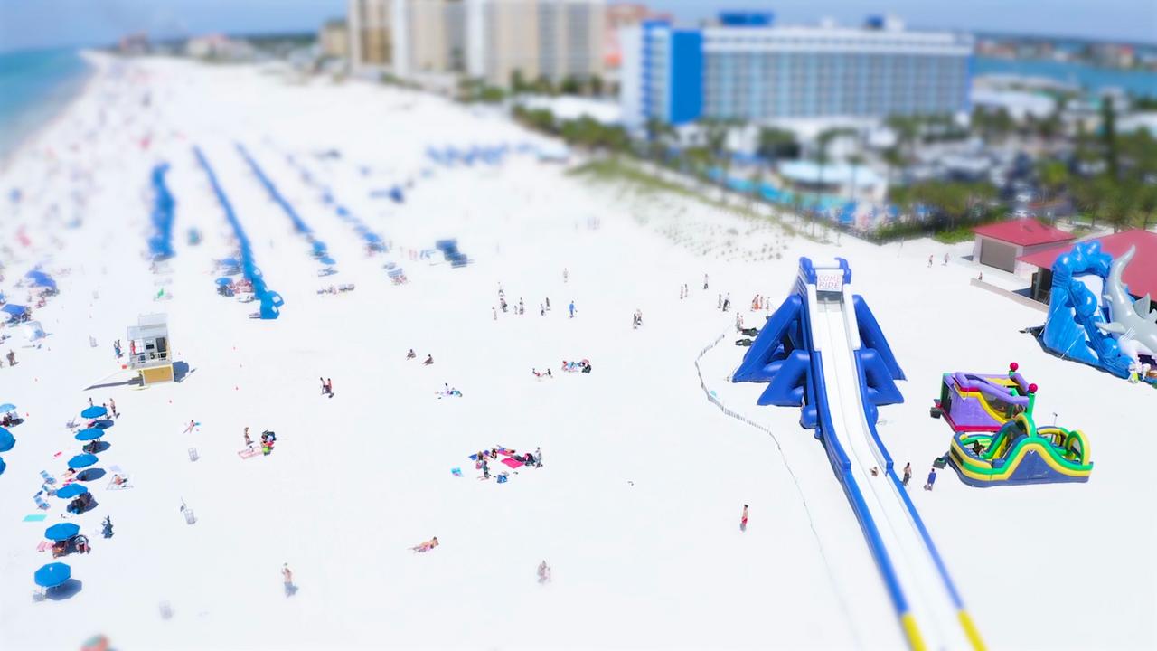 Number One Beach in America