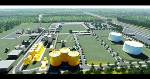 Millenium's Project São Miguel Sugarism Total Flex Plant - Tabaporã - Mato Grosso Brazil
