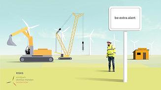 animation 'windpark DMO'