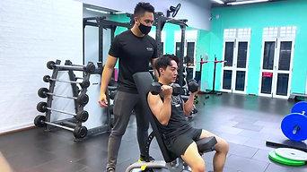 Fitness Challenge - Royce Lee