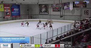 SFBN Classics - Replay 2019 Thanksgiving Eve Ice Hockey - CB West vs CB East