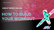 How to Organize Your Workouts