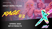 SPRING 21 RAGE #2: HIIT STRENGTH